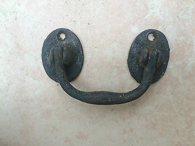 Antique Steel Carrying Handle