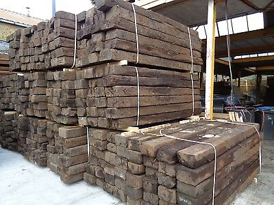 Grade A reclaimed Sleepers 125x250x2600