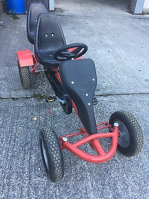 Kids pedal Go Cart 2 Seater
