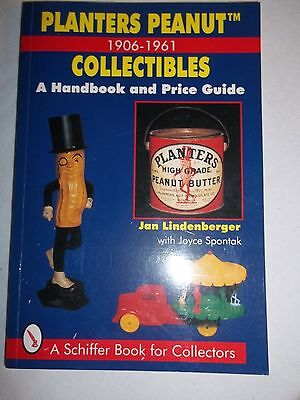 Planters Peanut 1906 - 1961 Collectibles book