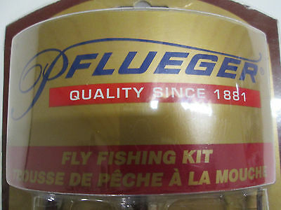 Pflueger Fly Fishing Kit PFYKIT2 NIB