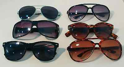 Lot Mixed 6 Wholesale Sunglasses