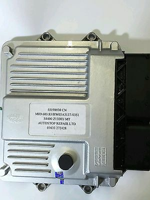 Vauxhall Corsa D 1.3 Reseted  Z13Dtj Ecu Mjd6O3 Next Day Delivery !!!