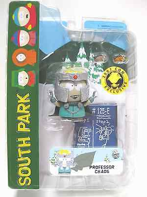 South Park 2007 ComicCon Exclusive BUTTERS as PROFESSOR CHAOS Mezco Series 5 NIP