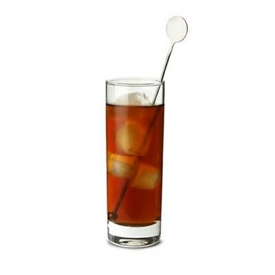 Stainless Steel Cocktail Stirrer / Straw ~ Pack Of 6 ~ Parties And Events