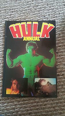 Hulk Annual - 1980 - Very Good Condition