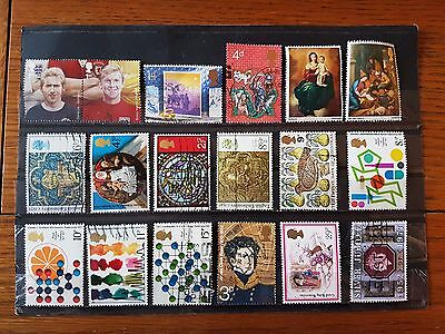 Uk - Used Stamps