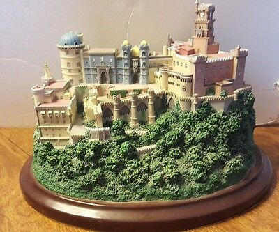 Rare Lenox Castles Of The World PENA 1997 Limited Edition Please Read