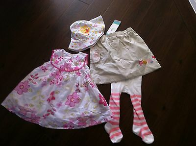 A Gorgeous Set Of 2 Year Old Baby Girls Clothes ! Mostly Brand New!!