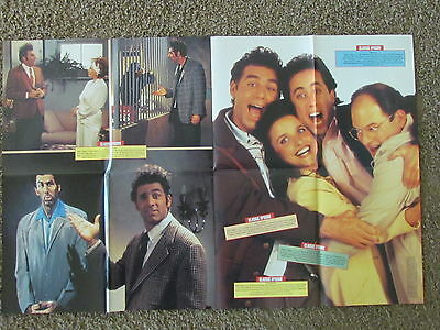 1998 Double-Sided SEINFELD Poster - 22x33