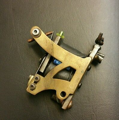 Tattoo machine rare collectible kev shercliff