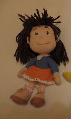 THE MAGIC ROUNDABOUT FLORENCE  Soft Beanie Plush Toy Doll (TV SERIES/SHOW)