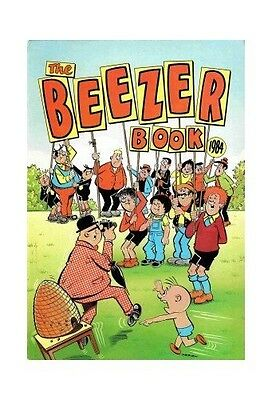 The Beezer Book 1984 (Annual), D C Thomson, Acceptable Book