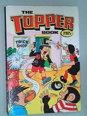 The Topper Book 1985 (Annual), D C Thomson, Acceptable Book