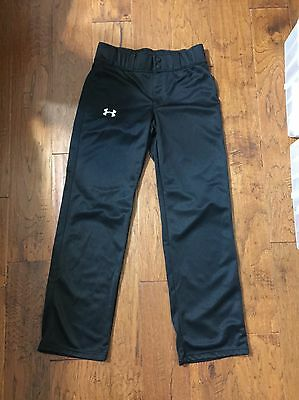 Under Armour Baseball Pants Youth Large