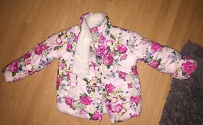 Girls Coat Age 4