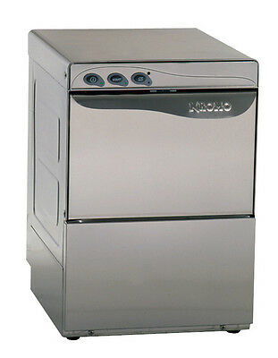 Kromo Aqua37DP | Glasswasher | Used | 2 years old | 6 MONTH WARRANTY