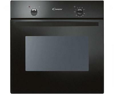 Candy FST201/6N Built In Electric Single Oven - Black