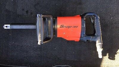 """Snap-On Tools Im1800 Heavy Duty Long Anvil 1"""" Drive Pneumatic Impact Air Wrench"""