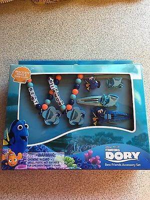 Disney Pixar Finding Dory Best Friends Accessory Set