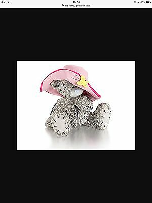 Me To You Tatty Teddy Pretty In Pink Ornament