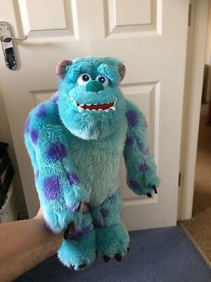 Disney Talking Sulley Monsters inc Monsters University Toy