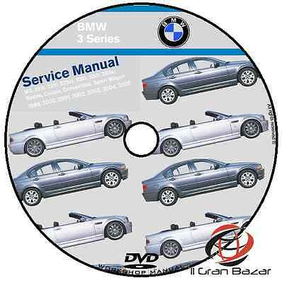 Manuale Officina Bmw Serie 3 E46 Bentley Publisher My 1999 -2005 Workshop Manual