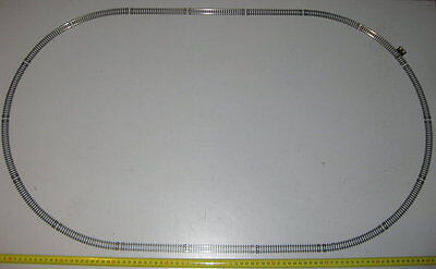N Gauge Beginners circle Mini system by GT compatible to Minitrix,Atlas,Roco,