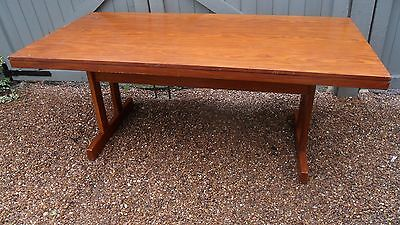 Large Refectory Table 6Ft