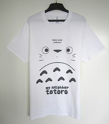 Studio Ghibli My Neighbour Totoro Cute Comfort Cotton Original Design T-shirt