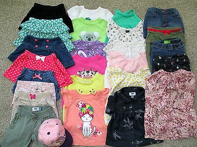Used Toddler Girl Clothes Lot 3T