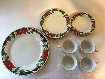 Tienshan Deck The Halls 16Pc Set 3 Available