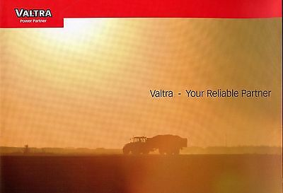 Valtra tractors brochure - Power Partner