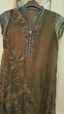 Beautiful indian / pakistani kurta/anarkali /kameeze for woman