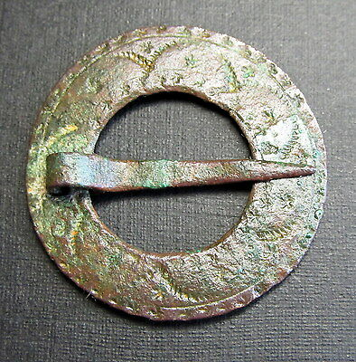 Ancient Bronze  FIBULA (Z1).