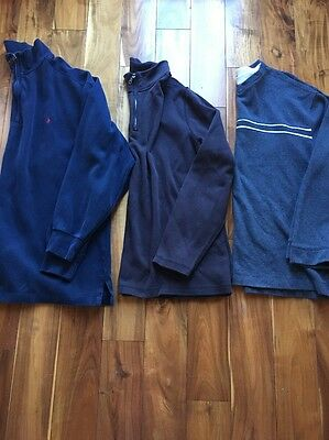 Lot Of 3 Men's Long Sleeve Shirts