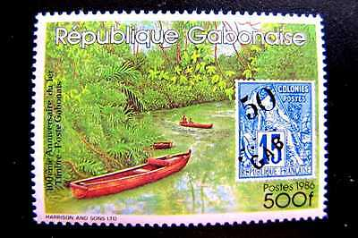600 National Postage Stamp Centennial Mnh Og 1986 (See Note)