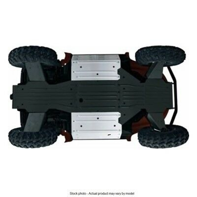 Warn Side Chassis Body Armor Can-Am Maverick 1000R 4x4 XRS 2013