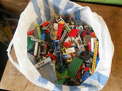 2 kg used assorted lego