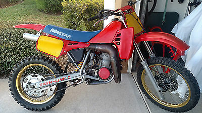 1985 Other Makes  1985 Mstar 500 (Maico) - Vintage motocross