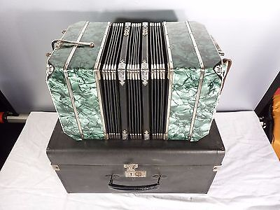 Alfred Arnold Aa Bandoneon   2Chrg   144Töne    Tango Bandonion  Volle Funktion!