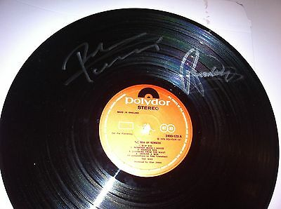 The Who Signed LP Record