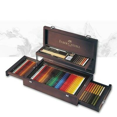 Art & Graphic Collection Holzkoffer Faber-Castell 110086
