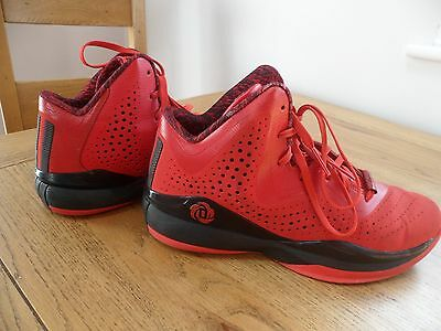 Adidas D Rose 773 Mens Basketball Shoes - Size UK8