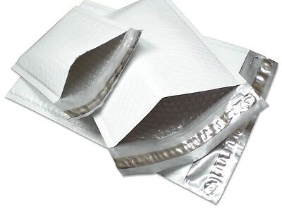50 9.5 x 14.5 #4 Poly Bubble Mailer Padded Envelopes Mailing Bags Shipping
