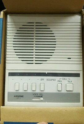 NIB! Aiphone LEF-5 Open Voice Selective Call Master Intercom with Door-Release B