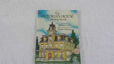 The Victorian House Coloring Book, Pictures to Color and Historical Captions