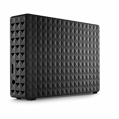 Seagate Expansion 8TB Desktop External Hard Drive USB 3.0 (STEB8000100) PC Win