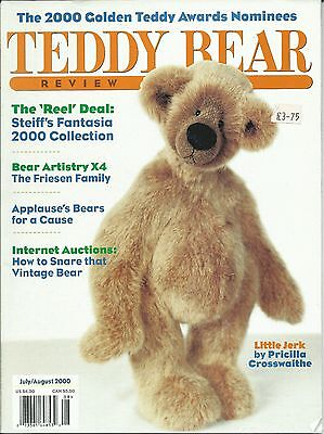 TEDDY BEAR Review MAGAZINE - October 2000