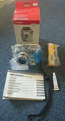 Canon WP-DC800 Digital camera waterproof case